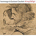 Courbet dessinateur