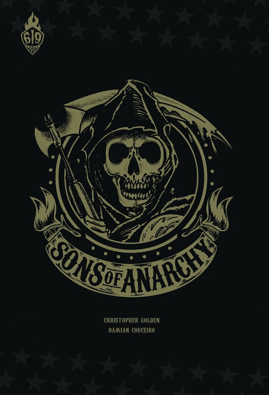 Ankama Label 619 Sons of Anarchy