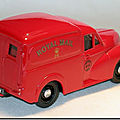 19 Morris Minor Van Royal Mail A 2