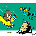 Obama et romney round 2