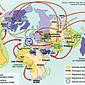 Séquence i : production mondiale et circulation des personnes, des biens et des informations