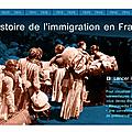 Deux siècles d'immigration en france ...