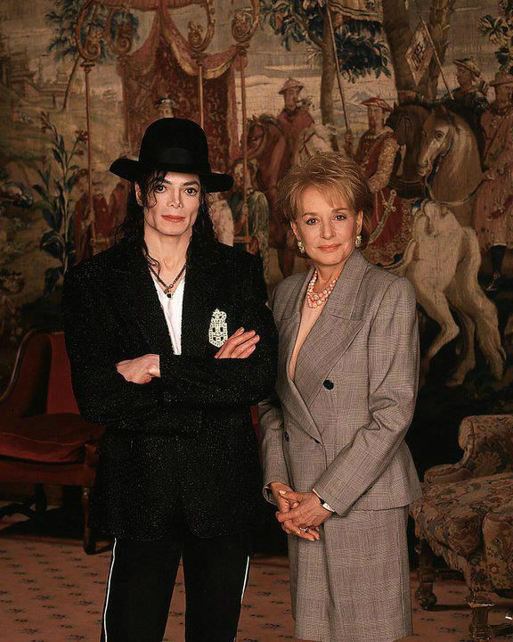 Interview 224 Barbara Walters Pour Abc Le 7 Septembre 1997