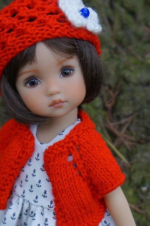 Le printemps de mes Boneka - Cécile de Géri Uribe -