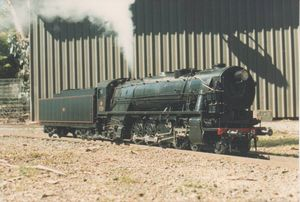 1228 Locomotives Barry Potter B-P