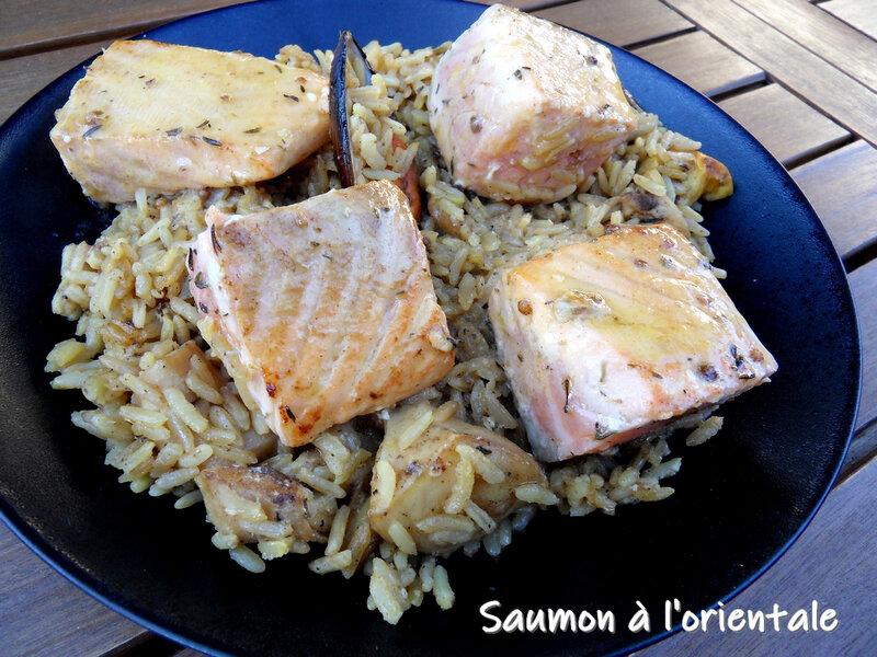 saumon a l'orientale 2