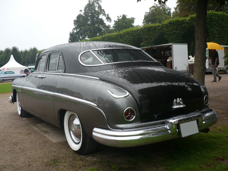 LINCOLN Cosmopolitan 4door Sedan 1950 Schwetzingen (2)