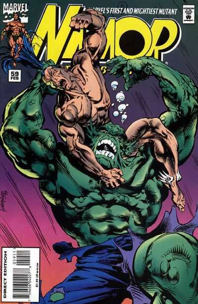 namor the sub-marine 1990 59