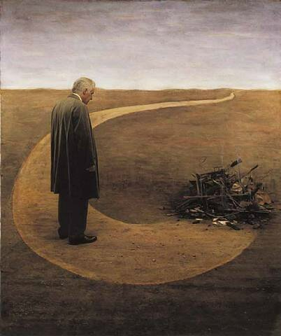 Teun Hocks artwork - path