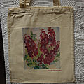 Tote bag by gen
