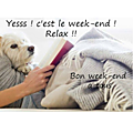 Bon week-end 7 juillet