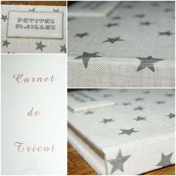 carnet de tricot