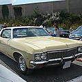CHEVROLET Impala 2door hardtop coupé 1970 Sinsheim (1)