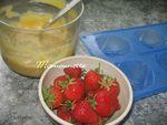 mignardises fraises mara menthe du jardin à la chantilly maison 001