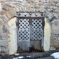 porte à Sauvagnat Sainte-Marthe