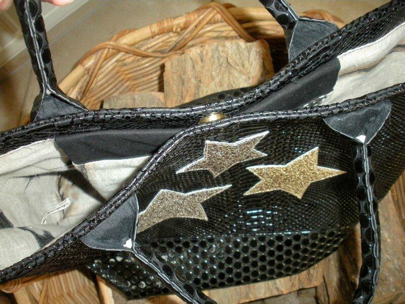 Kapitaine noir étoile (5)
