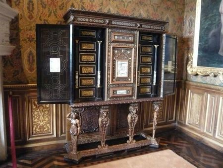 Chenonceau chambre FR1 cabinet italien