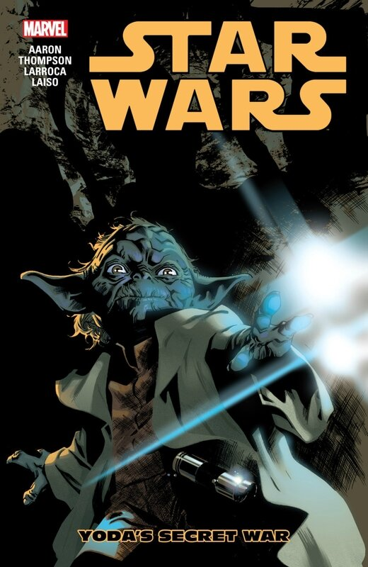 marvel star wars vol 05 yoda's secret war TP