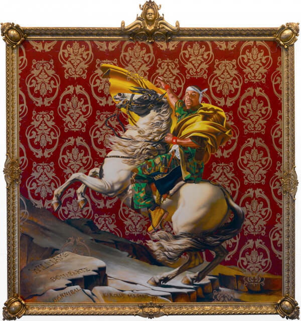 2020_Jacques_Louis_David_Meets_Kehinde_Wiley_2015