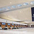 Nouveau terminal 2b paris-charles de gaulle