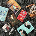 Summer books tag