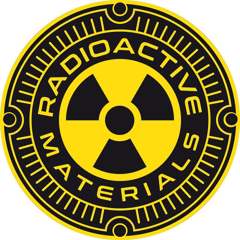 radioactive materials zombie virus