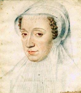 Marguerite de France en deuil blanc 1 (Londres)