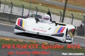 peugeot 905 spider 905