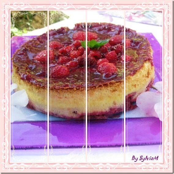 cheesecake framboise 1