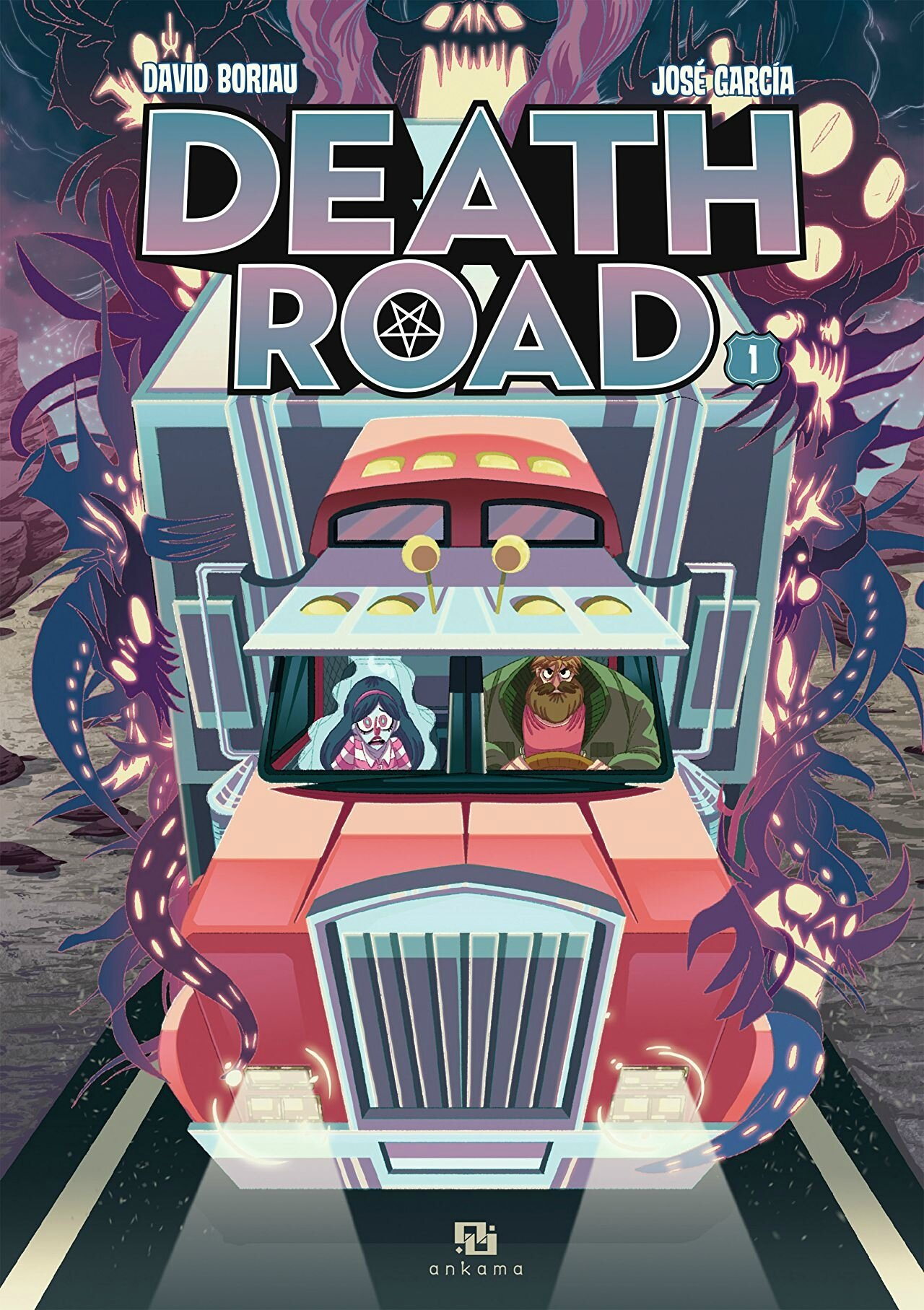 ankama death road 01