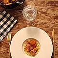 Recette rapide et facile : poulet aux abricots et au miel d'acacia