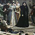 le 24 août 1572 le massacre de la saint-barthélemy