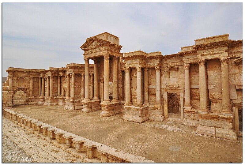 Syrie_Palmyre_theatre_1