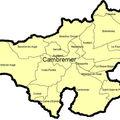 Cantonales calvados 2011 : les cantons du pays d'auge