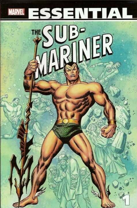essential sub-mariner vol 1 TP