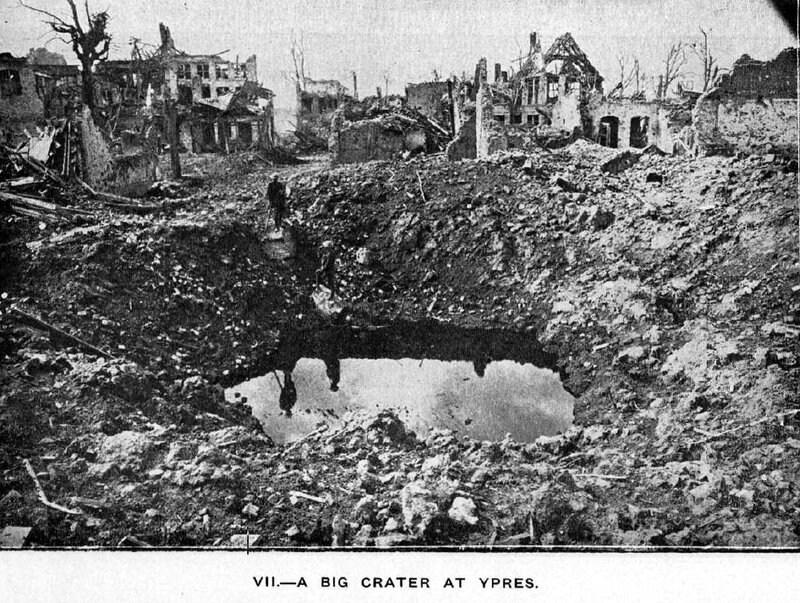 crater ypres