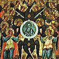 Neuvaine en l'honneur de saint michel archange et des 9 choeurs des anges