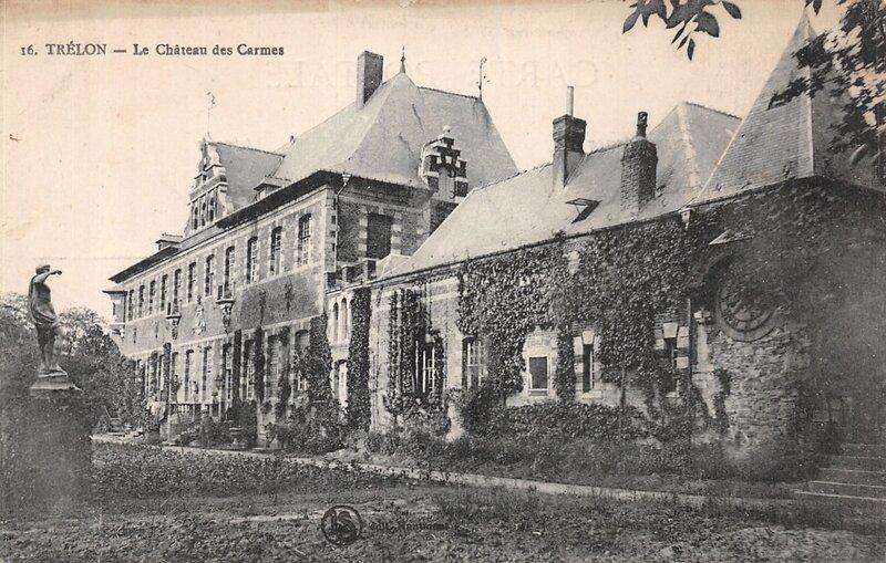 TRELON - Les Carmes