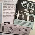 Tangerine, christine mangan