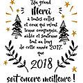 Bonne année ❤💚💙💛