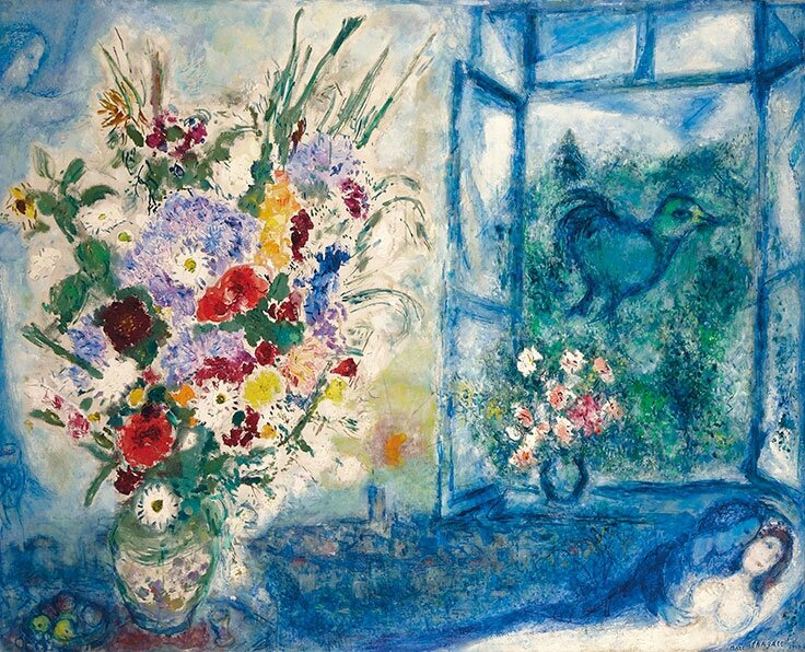 marc-chagall-bouquet-pres-de-la-fenetre