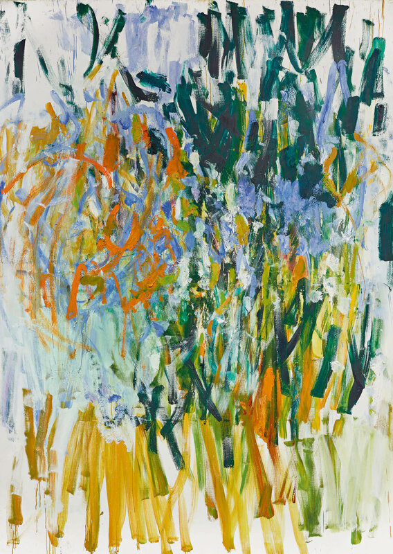 Lot 12 - Joan Mitchell, Straw