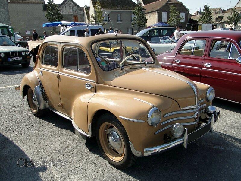 renault 4cv decouvrable 1947 1961 a