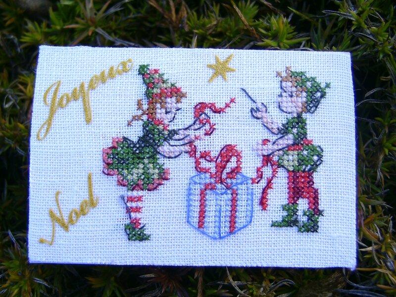 le cadeau de Noël de Francine