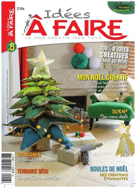 Idées à Faire magazine n°6