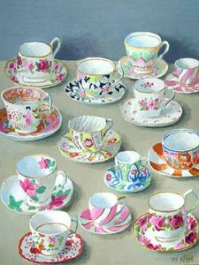 Cups-and-Saucers-on-Beige-24x18-3000