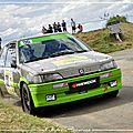 Rallye de Chambost Longessaigne 2014