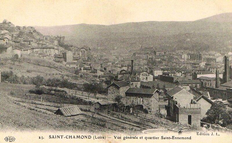 St-Chamond Lavieu Fara
