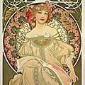 'alphonse mucha: art nouveau visionary' to include rarely seen works from the artist's family