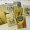 carnets vintage